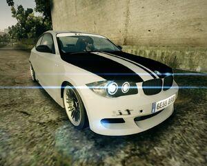 BMW Concept 1 Series tii