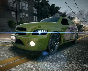 Chevrolet HHR (Race)