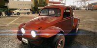 Volkswagen Bettle (Off-Road)