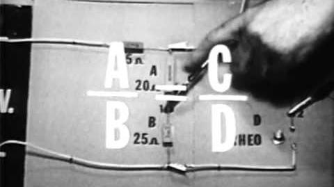 Electricity Parallel Resistive Circuits Bridges US Air Force Training Film 14min
