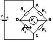 Wheatstone bridges