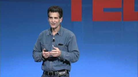 Dean Kamen at TEDMED 2010
