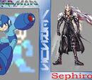 (6)Mega Man vs (7)Sephiroth 2002