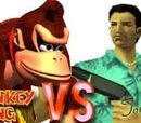 (6)Donkey Kong vs (3)Tommy Vercetti 2003
