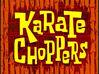 14b Karate Choppers