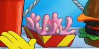 Trocitos de Coral