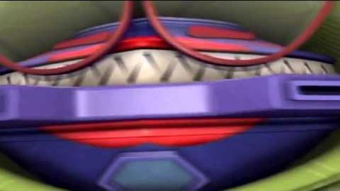 BoBoiBoy - Kuasa Manipulasi Graviti