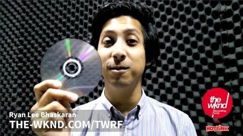 The Wknd Recording Fund 2015 Ryan Lee Bhaskaran