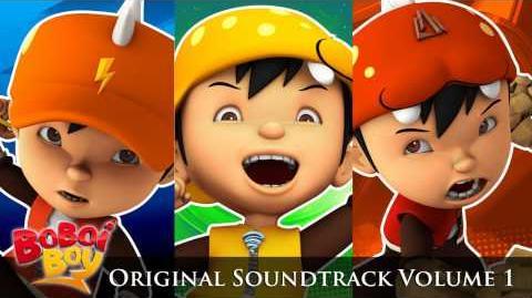 BoBoiBoy OST 25