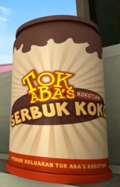 Koko Tok Aba!