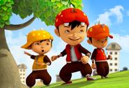 BoBoiBoy Kuasa Tiga!