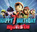 Monsta 7th Year