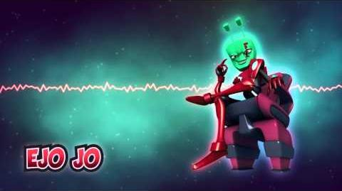 BoBoiBoy OST Ejo Jo's Theme