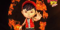 BoBoiBoy Fire/Gallery