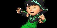 BoBoiBoy Thorn