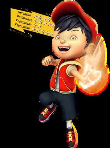 Fail:Boboiboy Fire.png