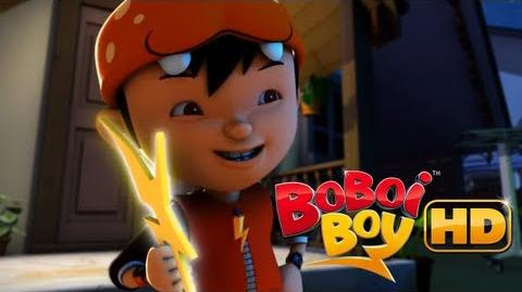 BoBoiBoy HD Season 1 Episode 1 Part 2 with English Subtitles