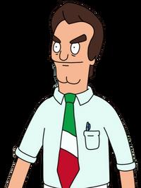 Jimmy Pesto