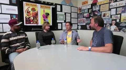 BOB'S BURGERS Behind BOB'S BURGERS Live Episode 11