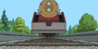 The Kids Rob a Train