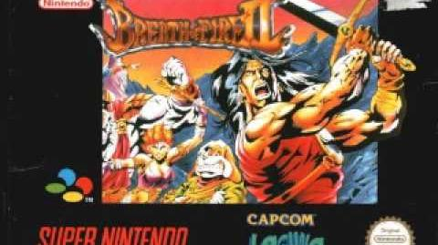 Breath of Fire II — Lethal dose