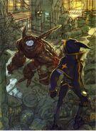 Cyclops vs ryu