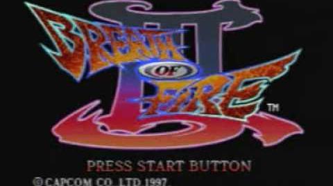 Breath of Fire III - Escape (Arranged Version)-0