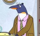 Pinky Penguin