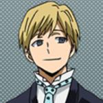 Neito Monoma Anime Portrait