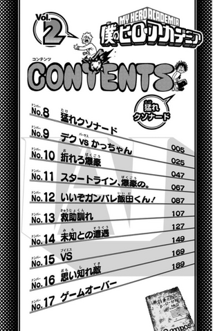 File:Volume 2 Table of Contents.png
