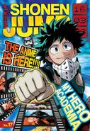 Weekly Shonen Jump - Volume 217 - Cover