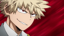 Katsuki excited for the festival