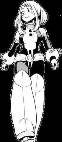 Файл:Ochako Uraraka Full Body Hero Costume.png