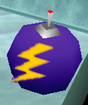Lightning Bomb Sprite