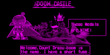 Count Dracu-Boom PB