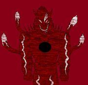 Hollow-Tailed Saiyan 1