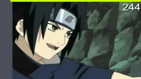 Naruto Raging Storm Episode 2 The Saiyan Prince vs The Uchiha Avenger