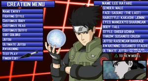 Naruto CAS