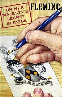 Datei:On Her Majesty's Secret Service (Novel).jpg