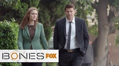 The Conspiracy in the Congratulations BONES FOX BROADCASTING