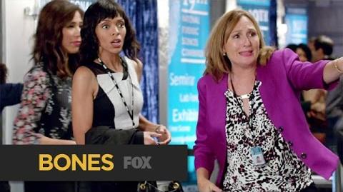 The Squint Convention BONES FOX BROADCASTING