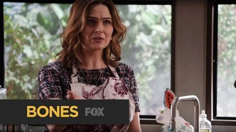 "BONES Gotcha! from ""The Resurrection in the Remains"" FOX BROADCASTING"