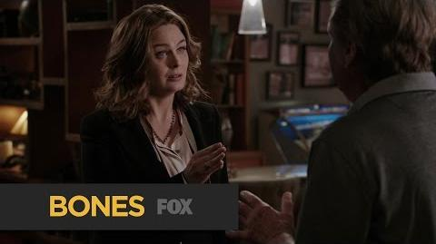 "BONES Tough Beans from ""The Nightmare Within the Nightmare"" FOX BROADCASTING"