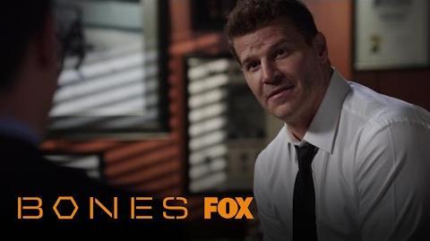 Booth Offers Aubrey Lead On Their New Case Season 12 Ep. 10 BONES