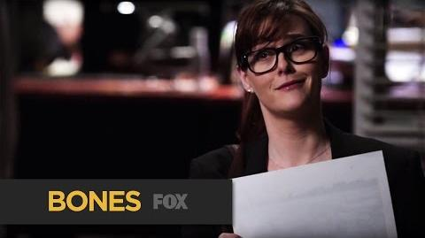 """BONES An Unexpected Ask from """"The Fight in the Fixer"""" FOX BROADCASTING"""