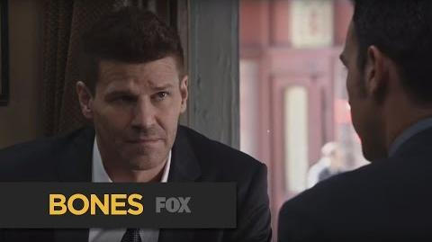 "BONES Helpful from ""The Cowboy in the Contest"" FOX BROADCASTING"