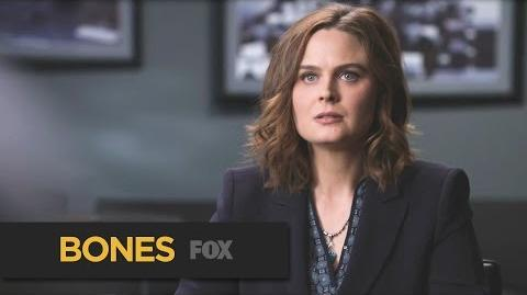"""BONES Adjourned from """"The Last Shot at a Second Chance"""" FOX BROADCASTING"""