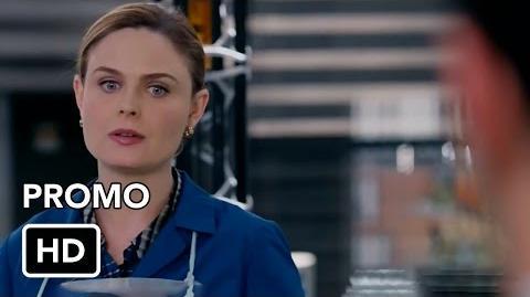 "Bones 10x13 Promo ""The Baker in the Bits"" (HD)"