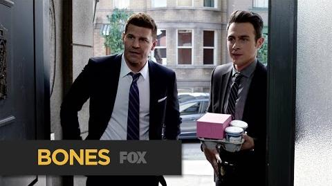"BONES Not At Liberty from ""The Stiff in The Cliff"" FOX BROADCASTING"