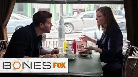 "Not In Booth's World from ""Lance To The Heart"" BONES FOX BROADCASTING"